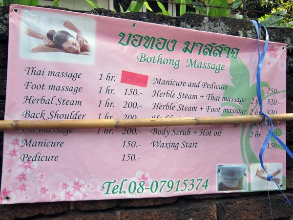 Bothong Massage