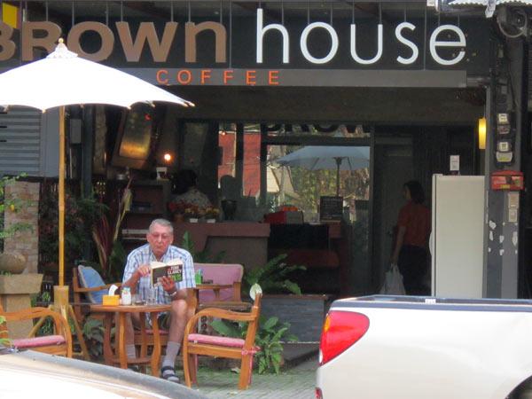 Brown House Coffee