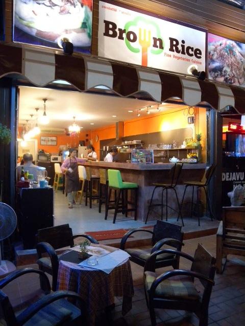Brown Rice (@Changmoi Road)