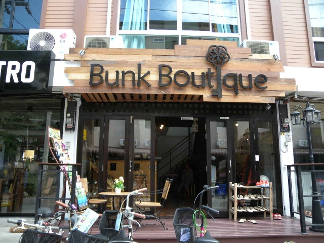 Bunk Boutique Hotel