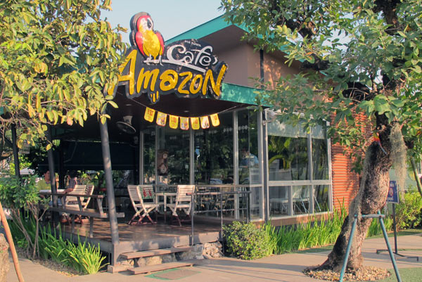 Cafe Amazon @PTT Gas Station (Branch 2, Superhighway Chiangmai-Lampang Rd)