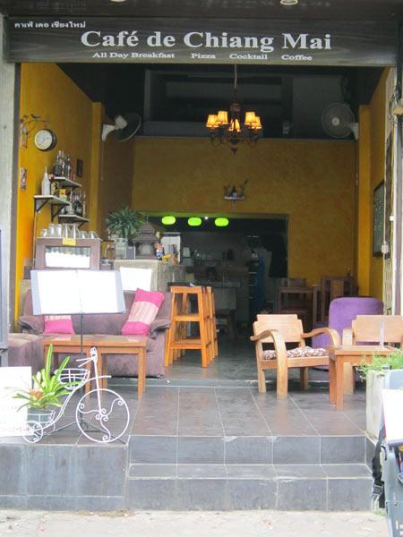 Cafe de Chiang Mai