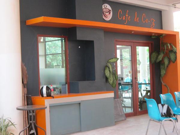 Cafe de Co-z (CMU Language Institute)