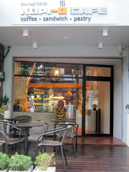 Cafe Kopi-o