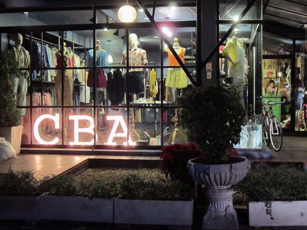 CBA (Clothes Shop)
