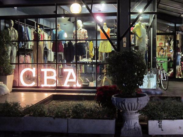 CBA (Clothes Shop)