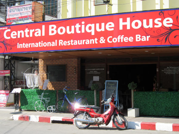 Central Boutique House