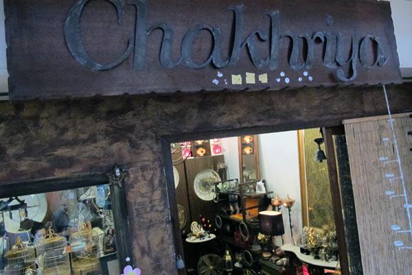 Chakhriya @Nimman Promenade
