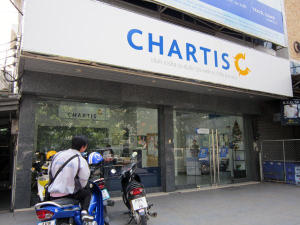 Chartis Travel Guard