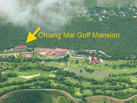 Chiang Mai Golf Mansion