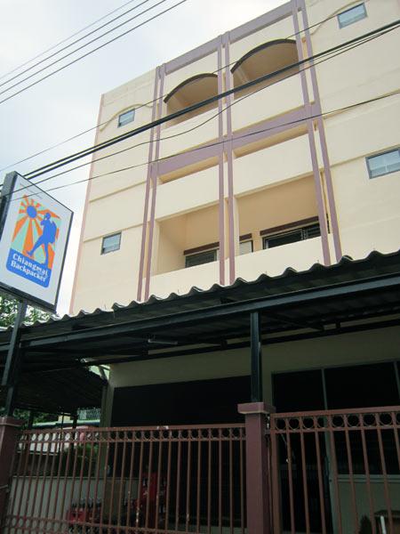 Chiang Mai House of Backpacker