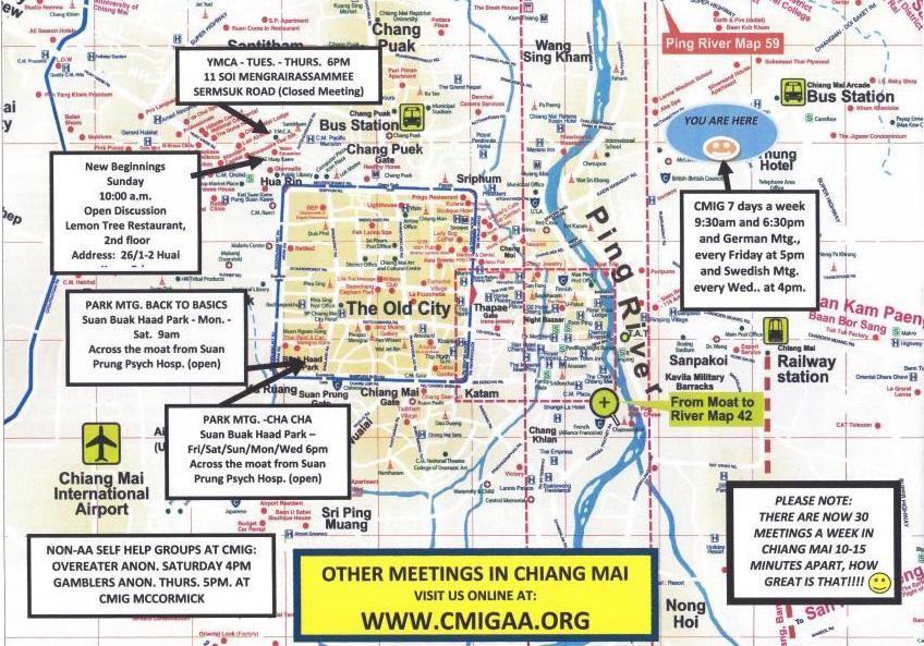 Chiang Mai International Group Of Alcoholic Anonymous