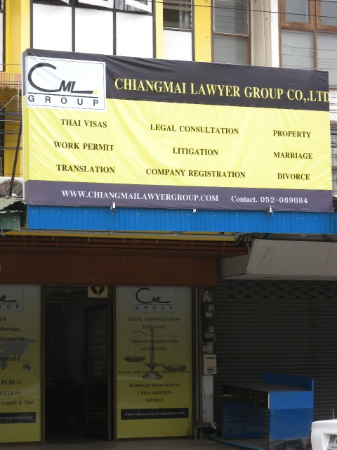 Chiang Mai Lawyer Group