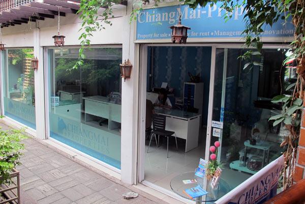 Chiang Mai Properties (Nimmanhaemin Rd)