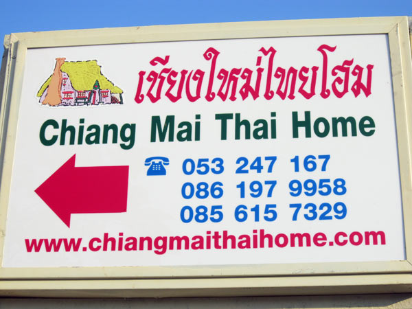 Chiang Mai Thai Home