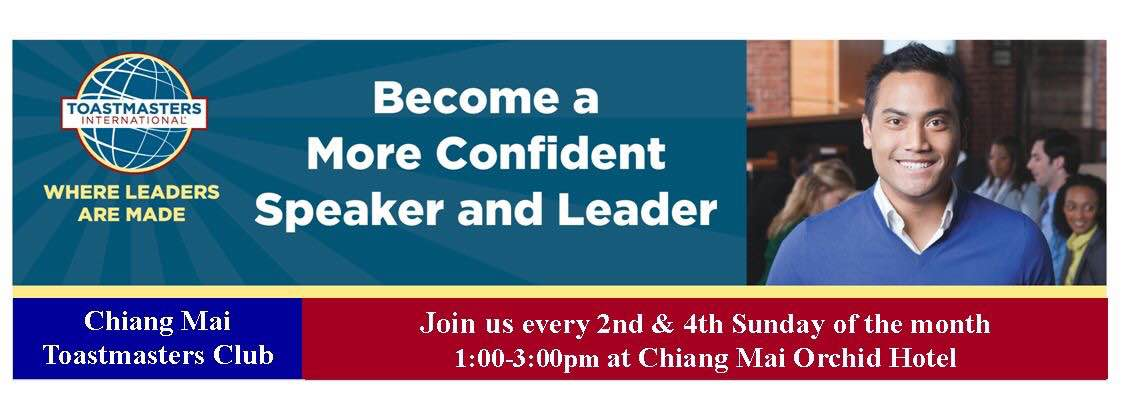 Chiang Mai Toastmasters Club