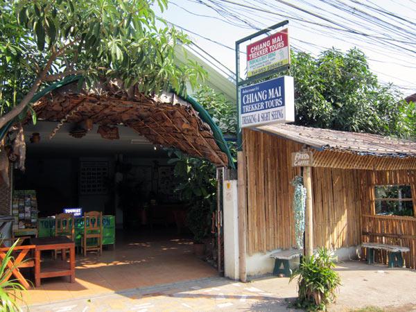 Chiang Mai Trekker Tours