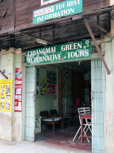 Chiangmai Green Alternative Tours