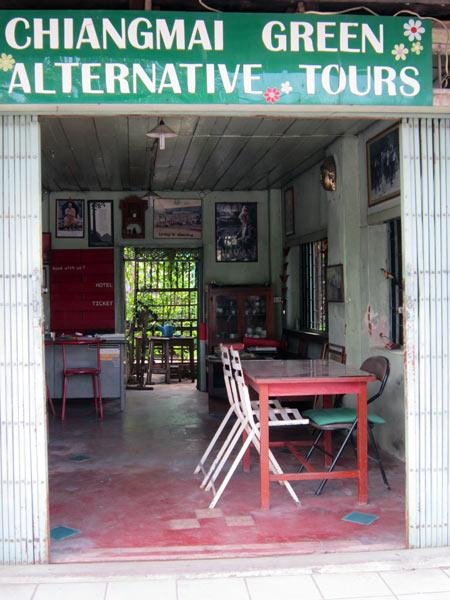 Chiangmai Green Alternative Tours