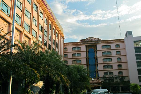 Chiangmai Ratanakosin Hotel