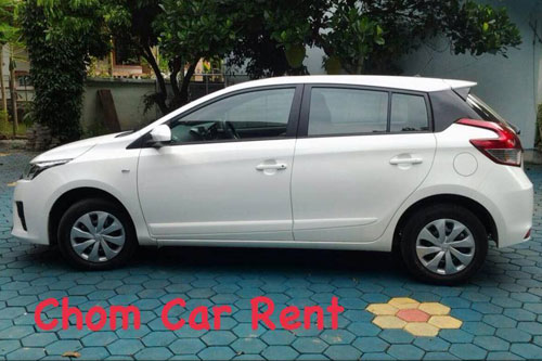 Chom Car Rent & Tours Chiang Mai