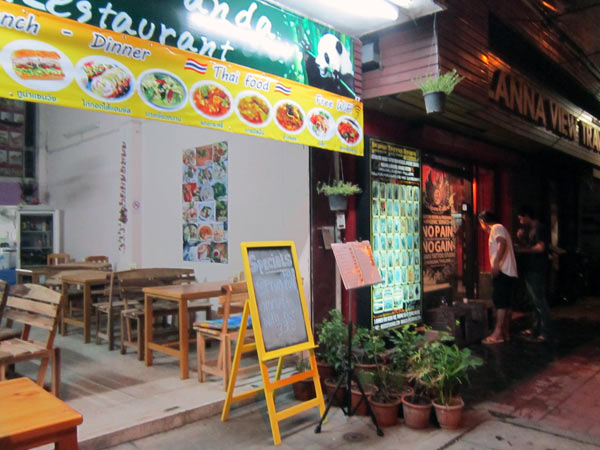 Chubby Panda Restaurant