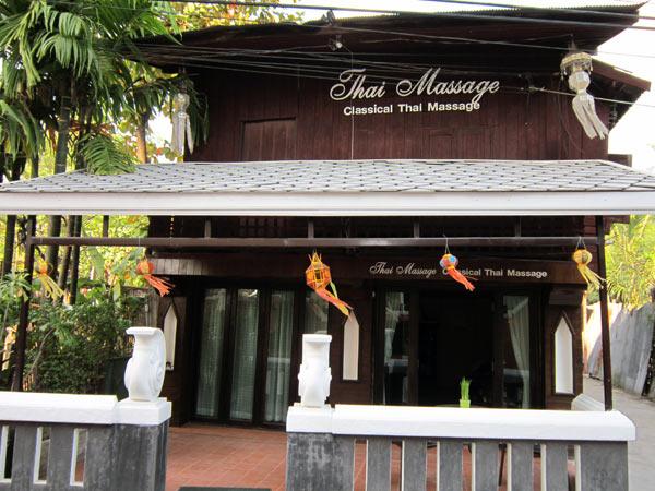 Classicak Thai Massage @Chang Thai House