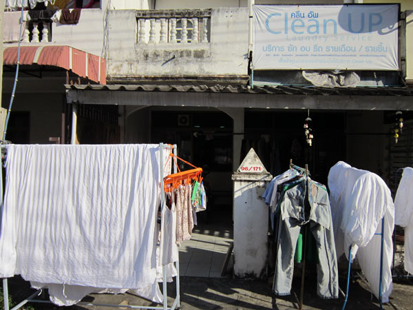 Clean Up Laundry Service