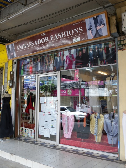 CM Ambassadors Fashions Bespoke Tailor