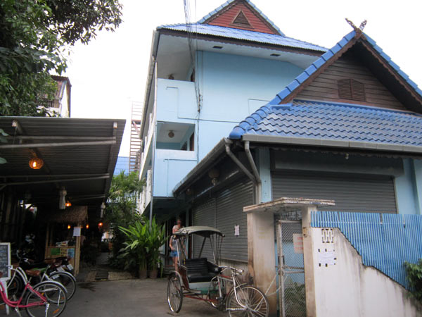 CM Blue House