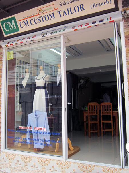 CM Custom Tailor (Ratvithi Soi 2)