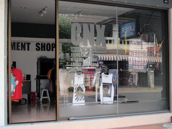 CNX (Clothes Shop)