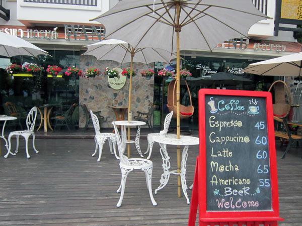 Coffe Doi Chang @Wangburapa Grand Hotel
