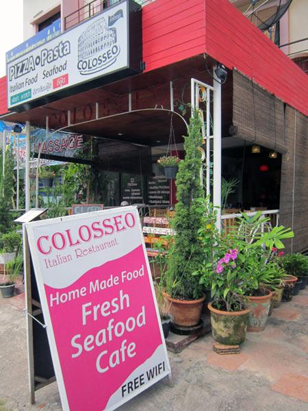 Colosseo Italian Restaurant