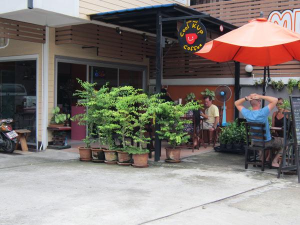 Cool Kup Coffee @Miami Hotel