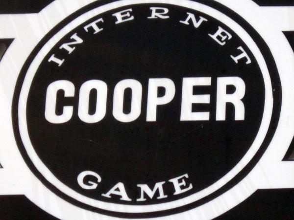 Cooper Internet Game