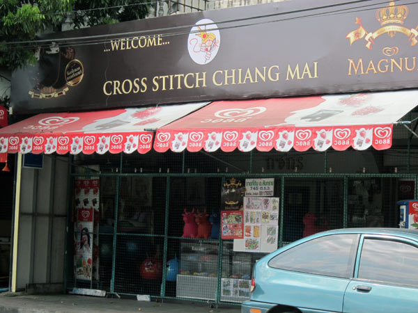 Cross Stitch Chiang Mai