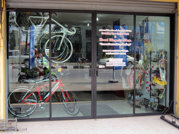 Crouching Tiger Cycling Tour & Road Bicycle Shop