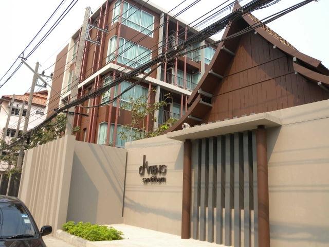 d'Vieng Santitam condominium