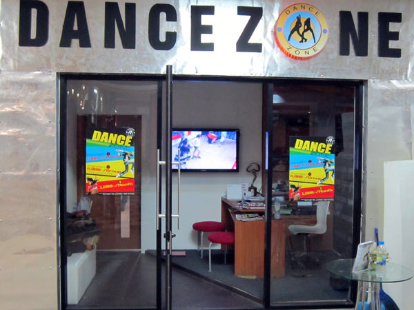 Dance Zone @Kad Suan Kaew
