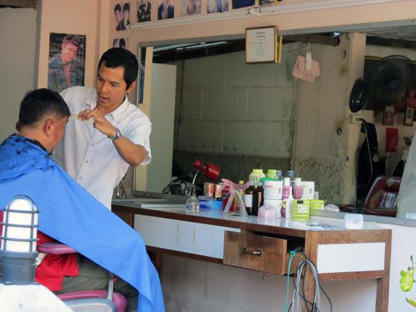 Dang Barber