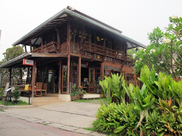 Dash Teak House