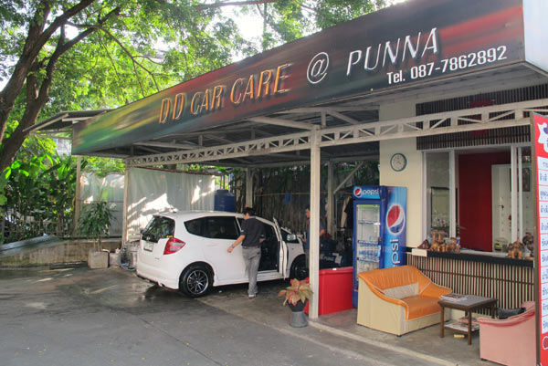 DD Car Care @Punna