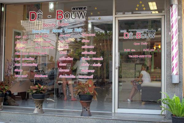 De Bouw Beauty Salon