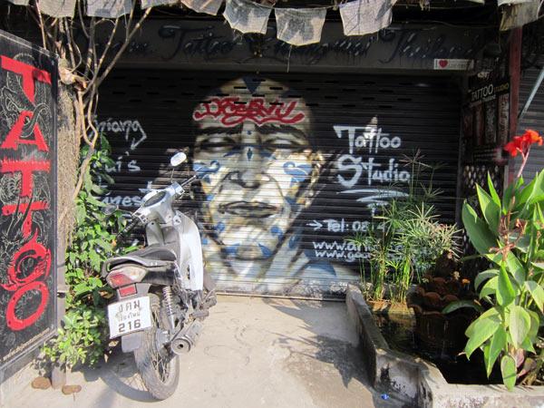Dejavu Tattoo Studio 1 (Ratpakinai Rd)