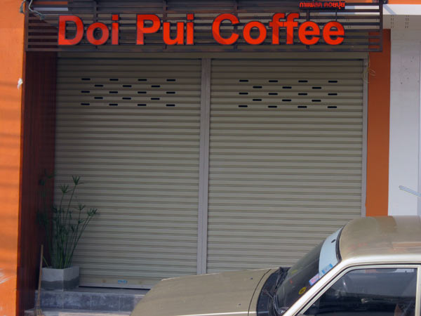 Doi Pui Coffee @Arcade Bus Station