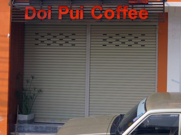 Doi Pui Coffee @Arcade Bus Station