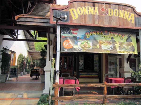 Donna Donna Saloon