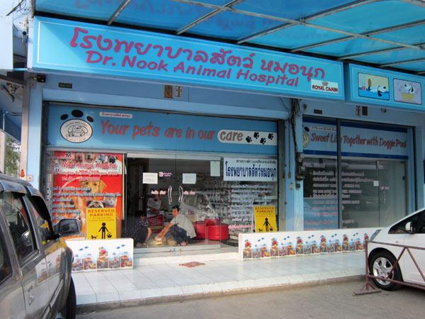 Dr. Nook Animal Hospital