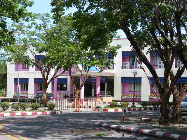 Land and Transportation Office Chiang Mai